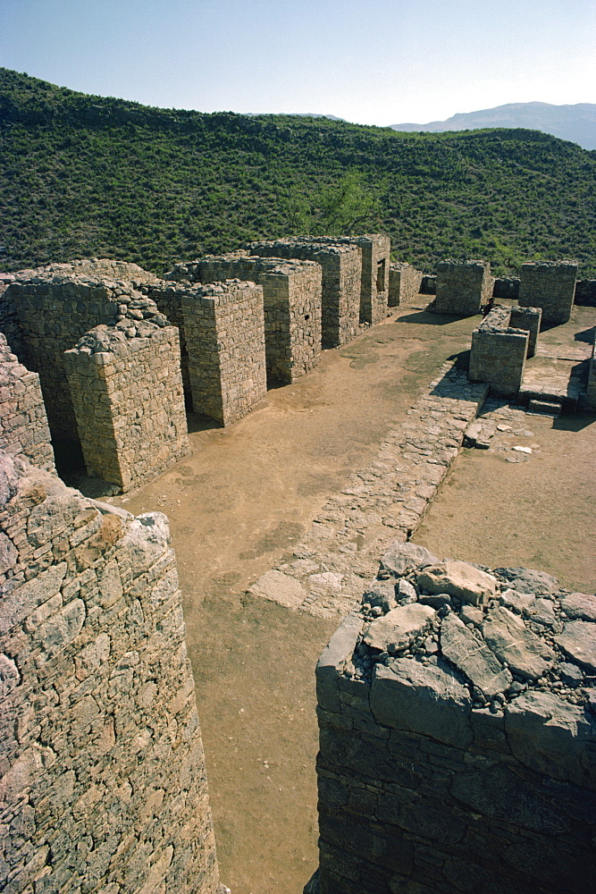 Jaulian site, Taxila, UNESCO World Heritage Site, Punjab, Pakistan, Asia
