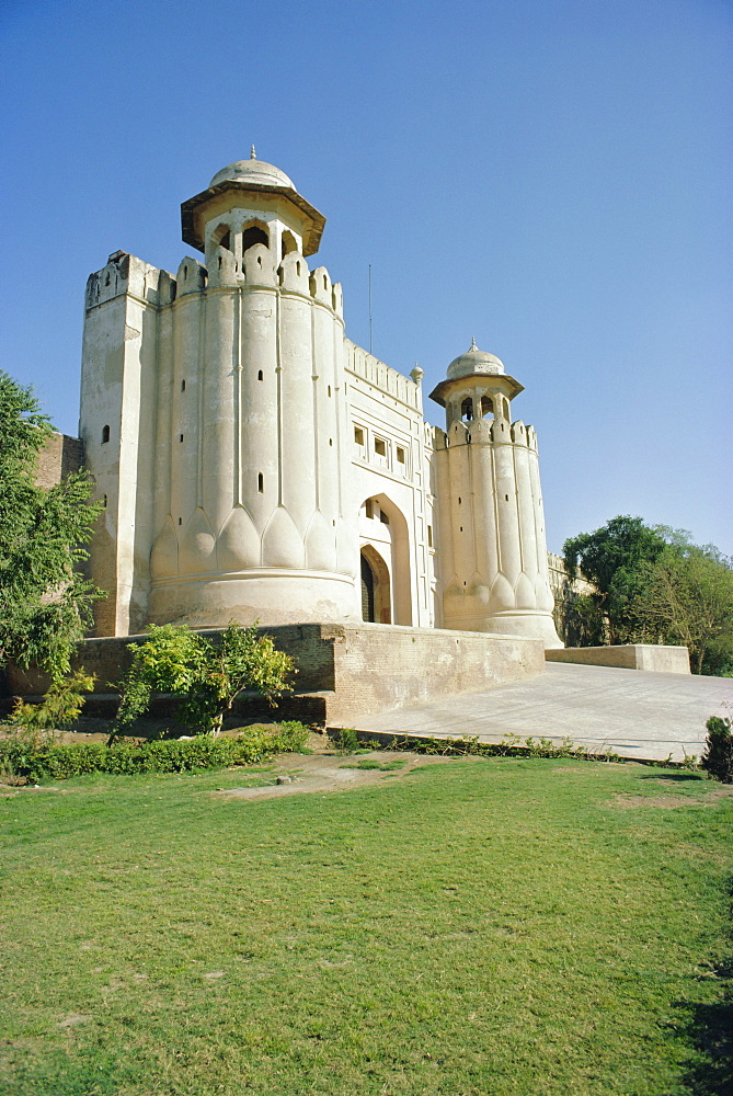 Fort or citadel, Lahore, Pakistan