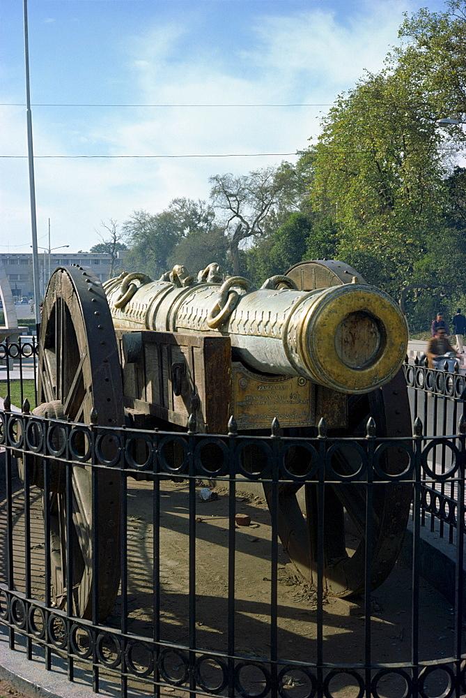Kim's gun, Lahore, Pakistan, Asia