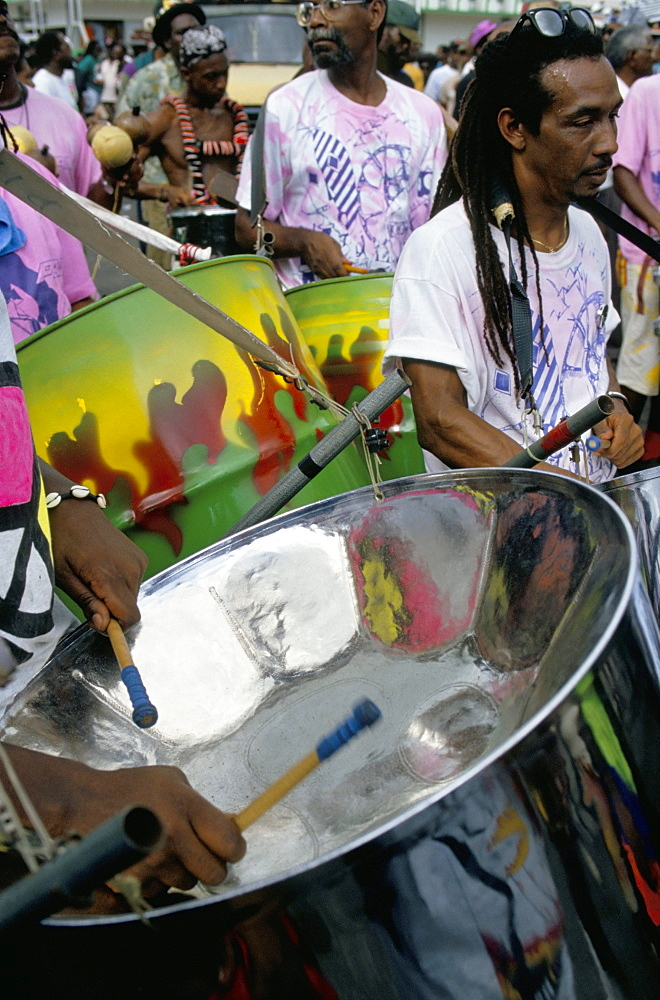 Steel band festival, Point Fortin, Trinidad, West Indies, Caribbean, Central America