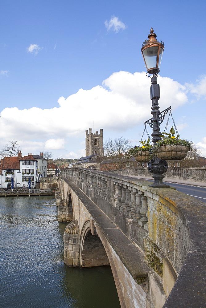 Henley-on-Thames, Oxfordshire, England, United Kingdom, Europe