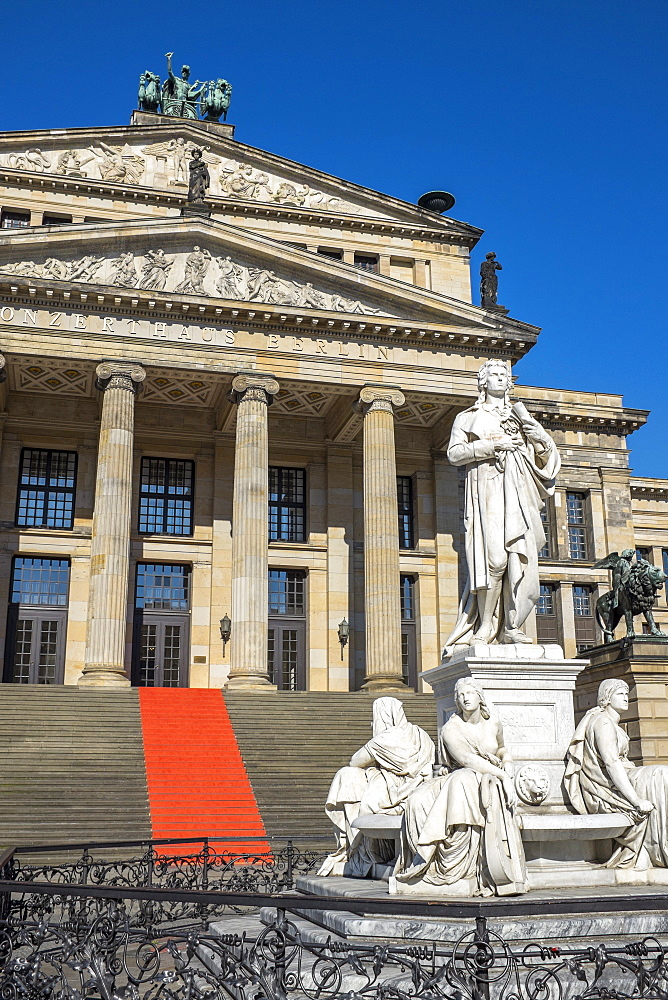 Berlin Concert House (Konzerthaus Berlin), Berlin, Germany, Europe - 10-387