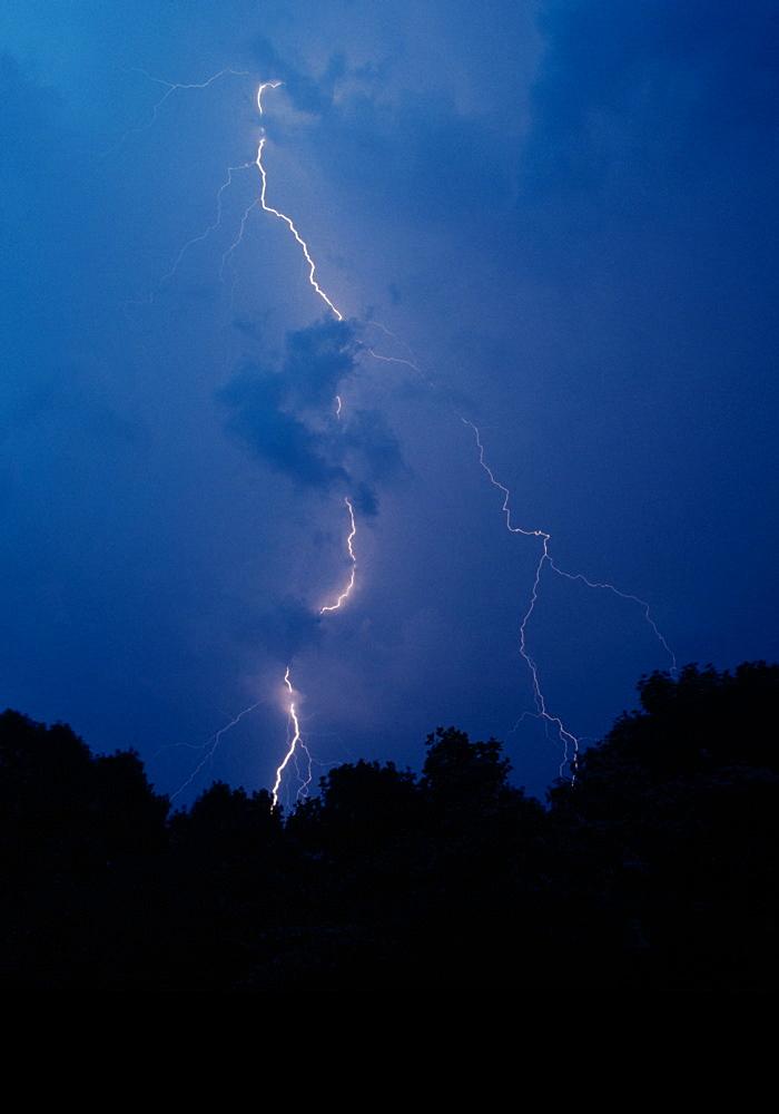 Birmingham Lightning, Lightning Storm, Birmingham, Alabama