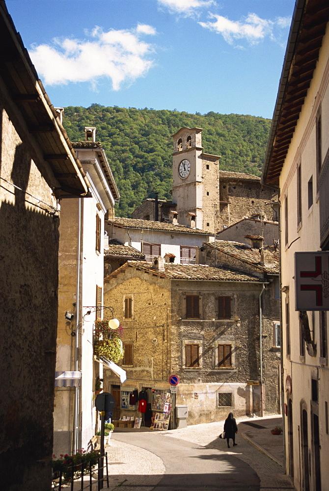 Scanno, Abruzzo, Italy, Europe - 110-20176