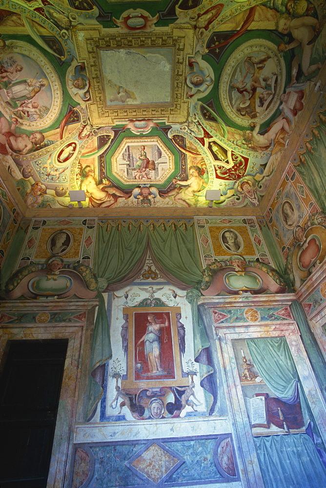 Villa d'Este, UNESCO World Heritage Site, Tivoli, Lazio, Italy, Europe - 110-20241