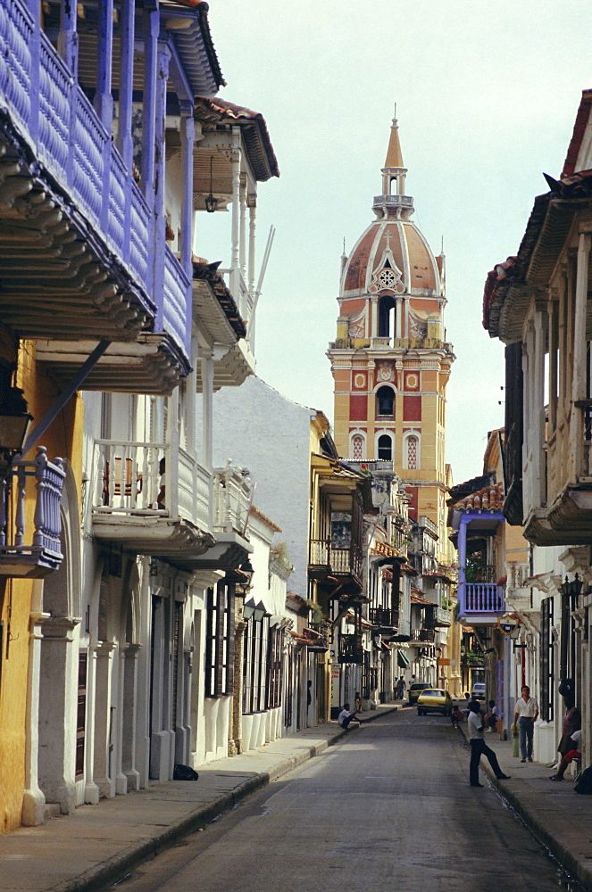 Cartagena, Colombia, South America - 110-20650