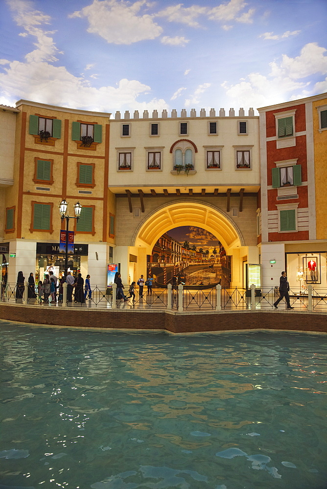 Villaggio Mall, Doha, Qatar, Middle East