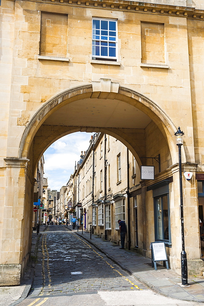 Georgian architecture in Bath, Avon and Somerset, England, United Kingdom, Europe