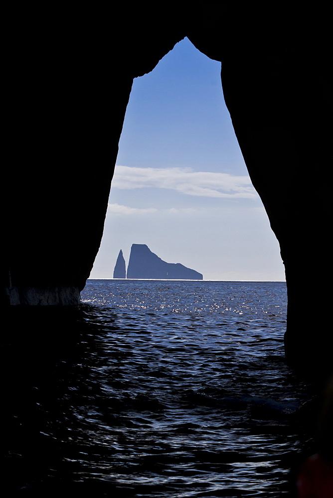 Leon Dormido (Sleeping Lion Island), Galapagos Islands, UNESCO World Heritage Site, Ecuador, South America