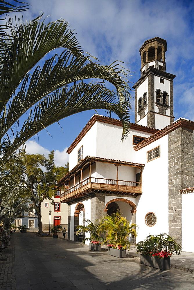 Church, Iglesia Nuestra Senora de la Concepcion, Santa Cruz de Tenerife, Tenerife, Canary Islands, Spain, Europe