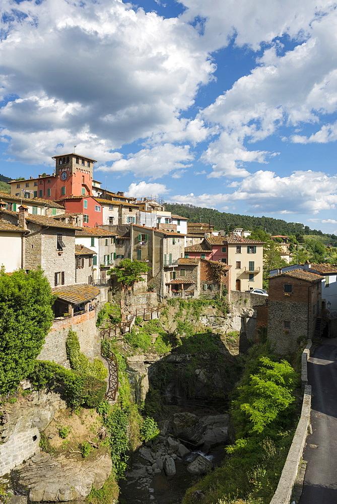 Loro Ciuffenna, Province of Arezzo, Tuscany, Italy