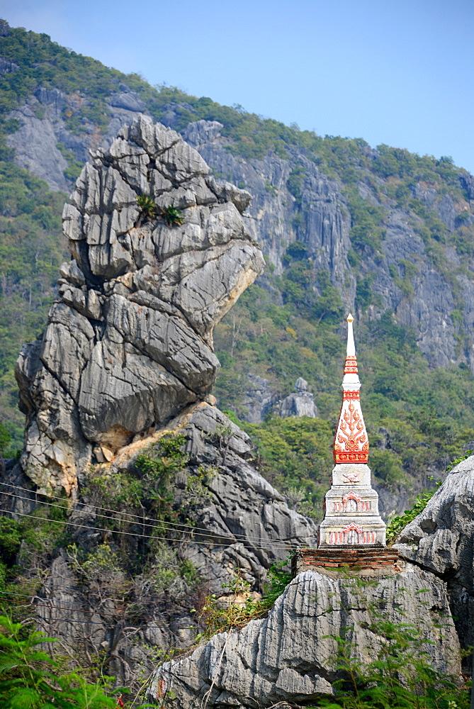 Khao Sam Roi Yot National Park near Hua Hin, center-Thailand, Thailand