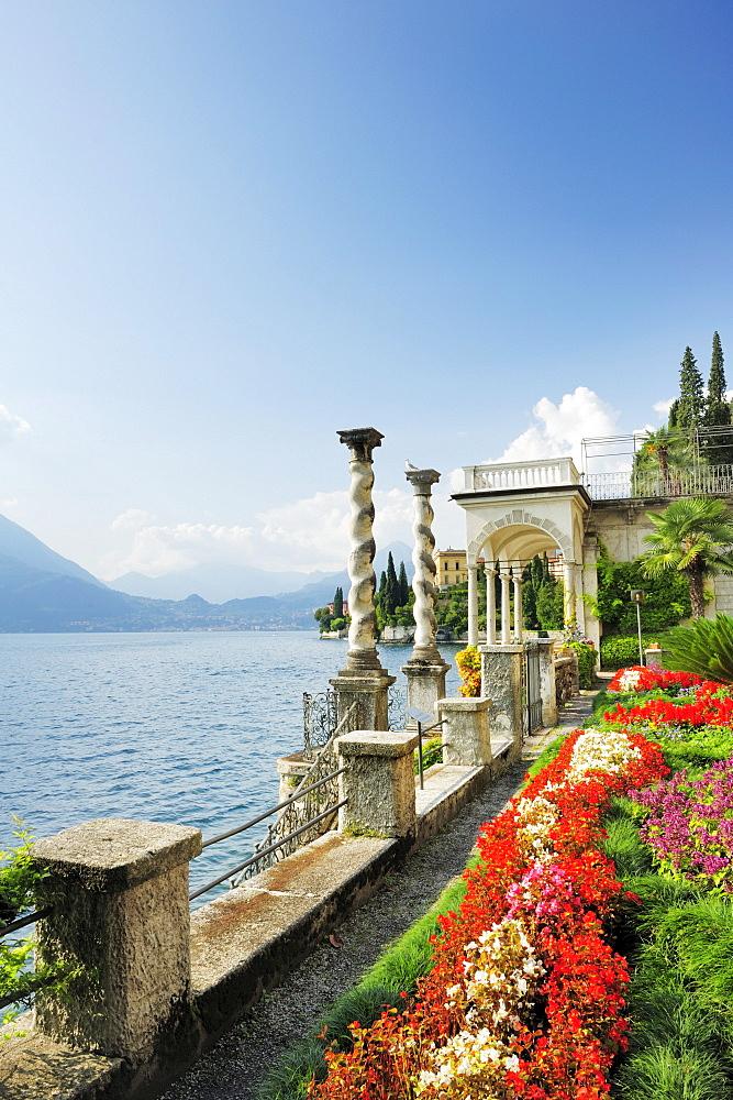 Botanic Garden, Villa Monastero, Varenna, Lake Como, Lombardy, Italy