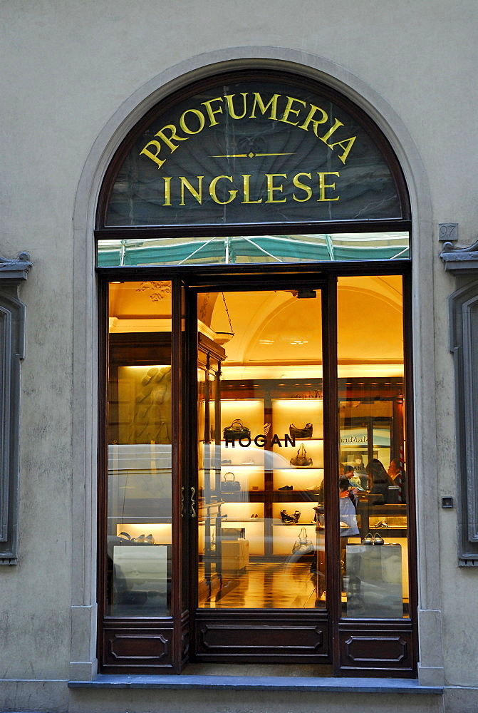 Hogan Firenze Via Tornabuoni