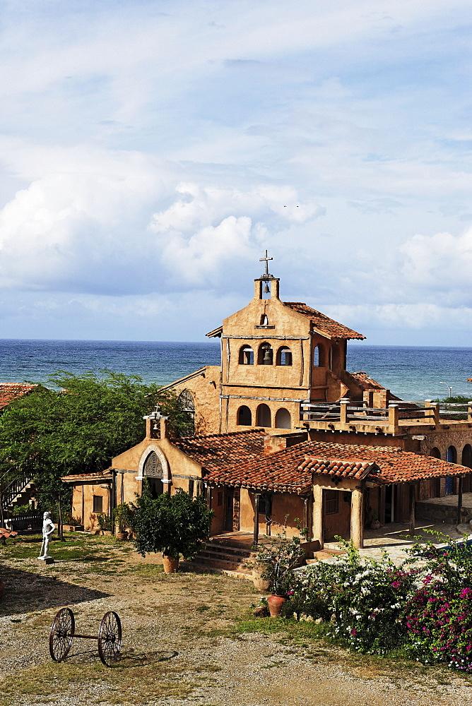 Church, Pueblos de Margarita, Juangriego, Isla Margarita, Nueva Esparta, Venezuela