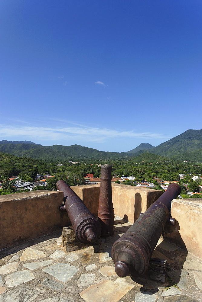 Castillo de Santa Rosa, La Asuncion, Isla Margarita, Nueva Esparta, Venezuela