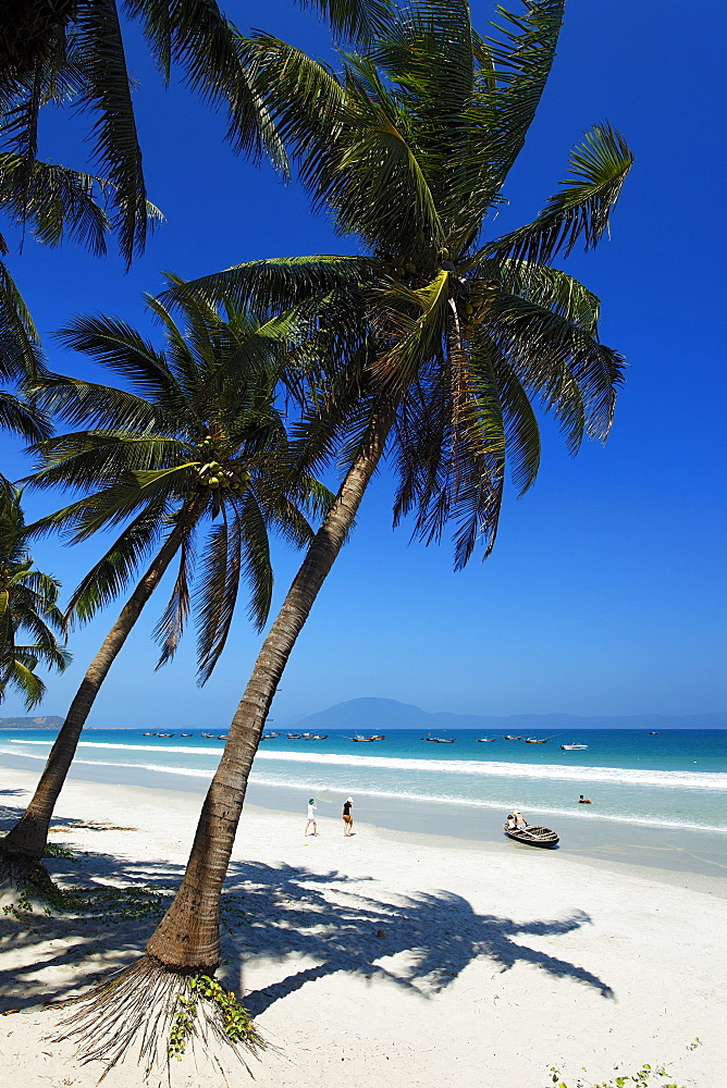Doc Let Beach, Nha Trang, Khanh Ha, Vietnam