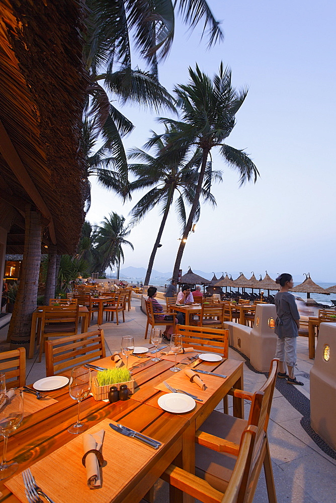Bar, Sailing Club, Nha Trang, Khanh Ha, Vietnam