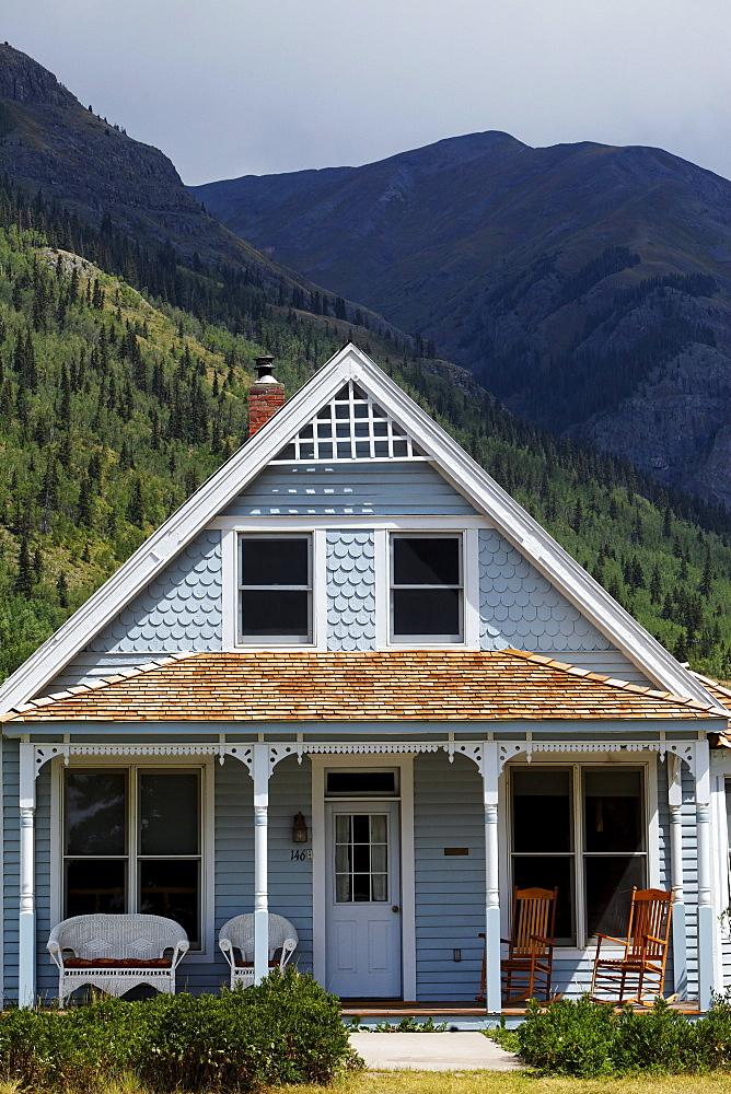 One Private home in Silverton, Colorado, USA, North America, America