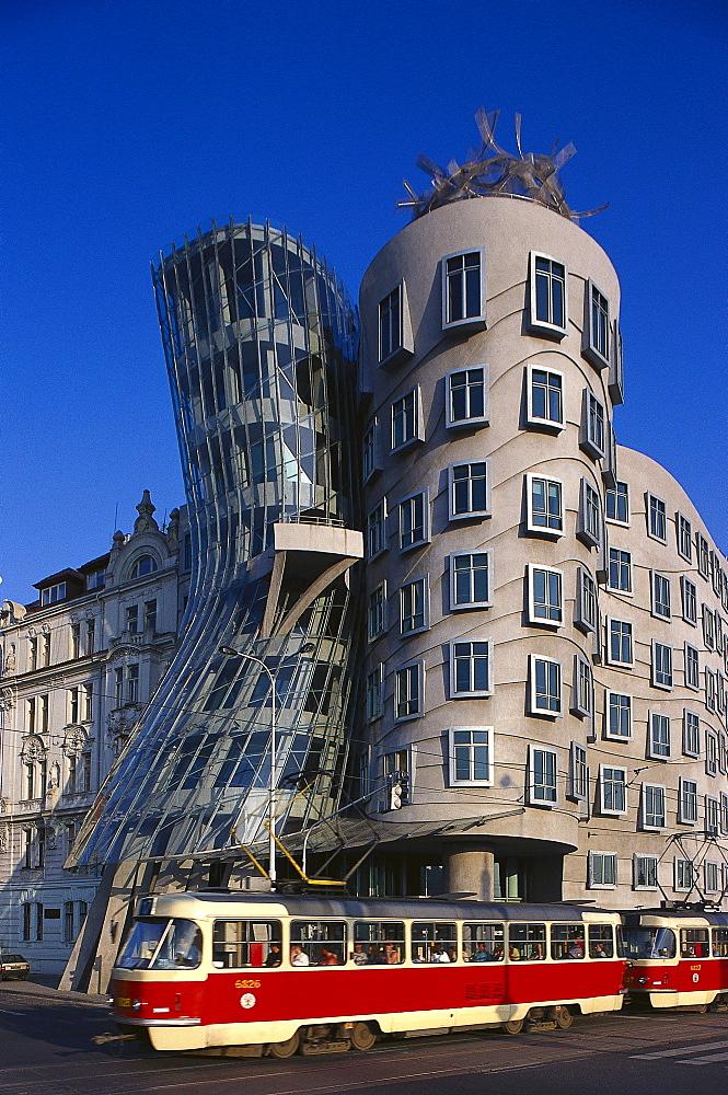 Tanzendes Haus, Prag Tschechien