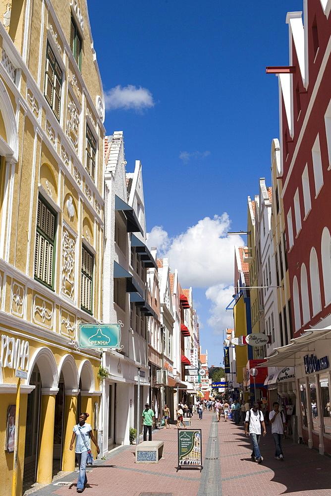 Punda, Willemstad, Curacao, Netherlands Antilles