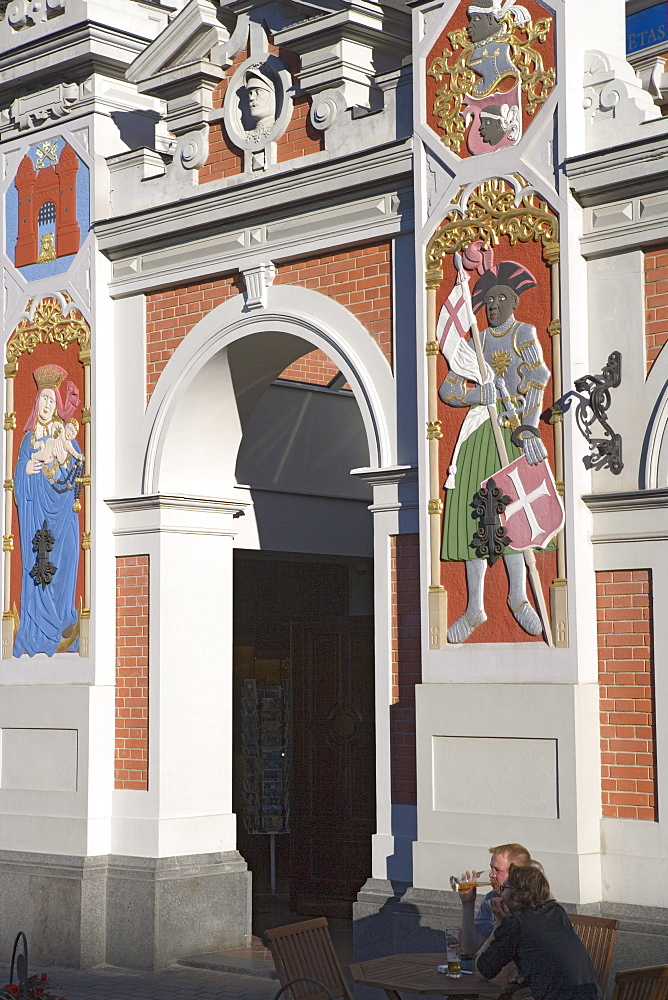 Hall of the Blackheads guild