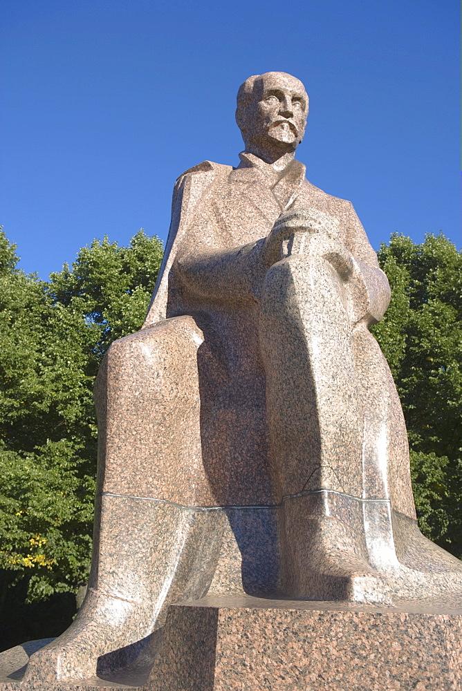 Janis Rainis memorial