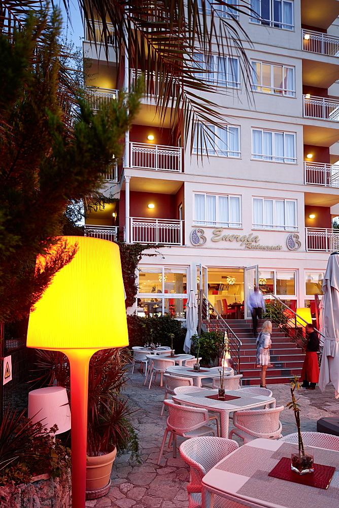 Energia Cocktail Bar & Lounge, Playas del Rey Boutique Hotel, Santa Ponsa, Mallorca, Balearic Islands, Spain