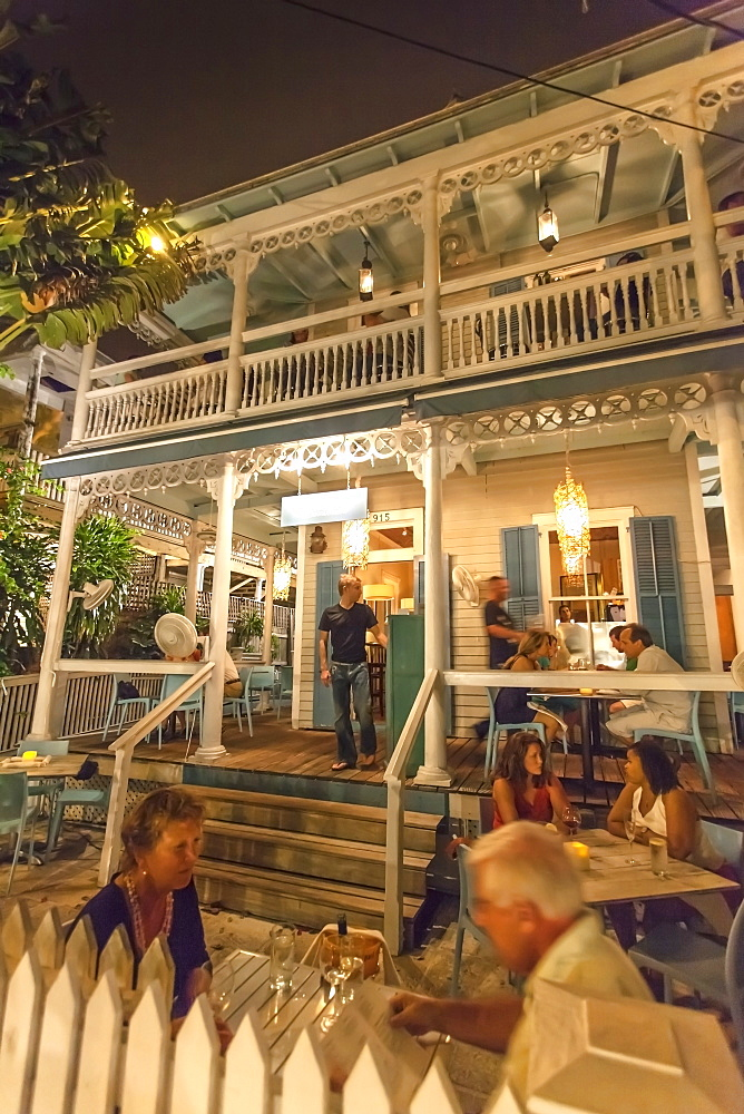 Restaurant 915 on Duval Street, Key West, Florida Keys, Florida, USA