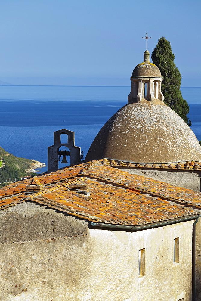 Santuario della Madonna di Monserrato, Elba Island, Tuscany, Italy