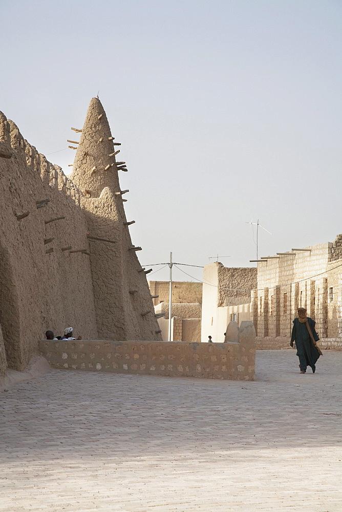 Djingareyber Mosque, Timbuktu, Mali