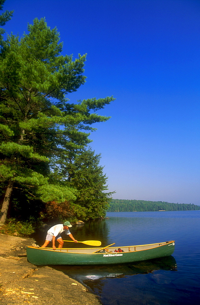 Silent Lake, Silent Lake Provincial Park, Bancroft, Ontario