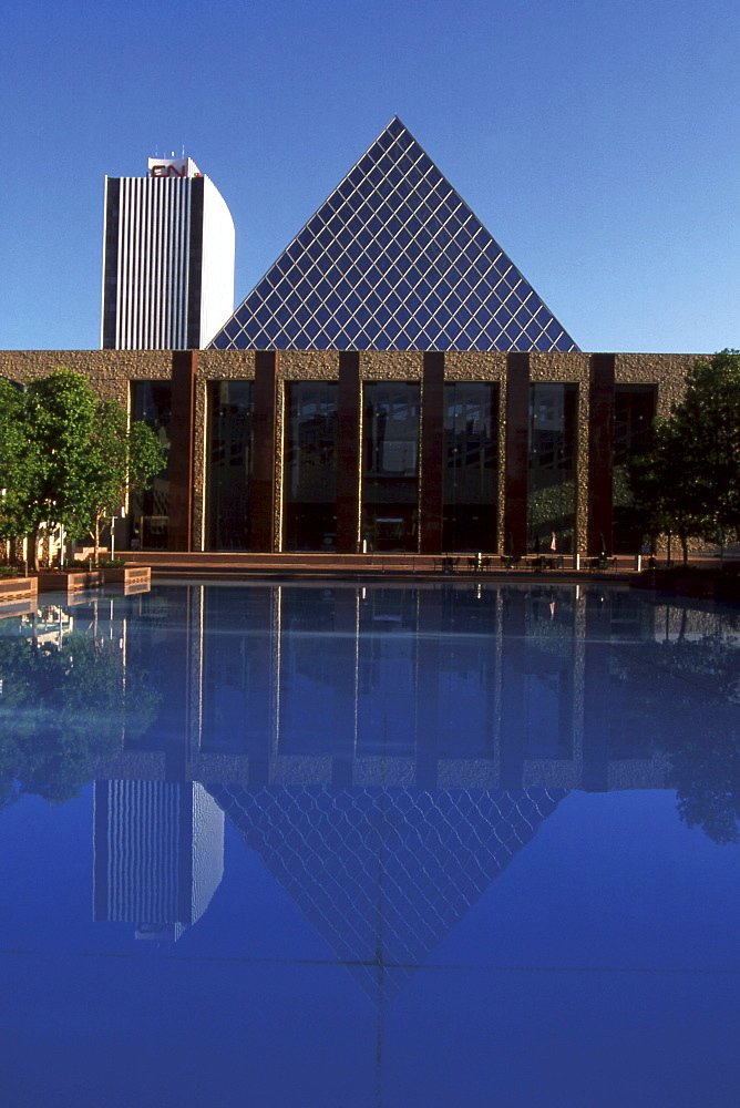 City Hall, Edmonton, Alberta