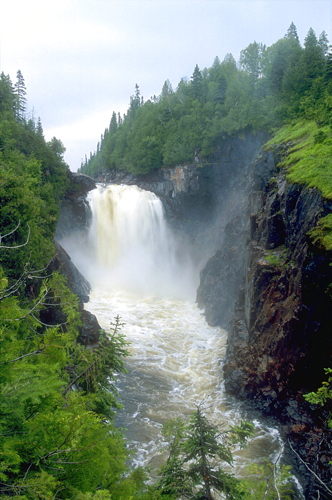 Umbatta Falls, White River Provincial Park, White River, Ontario