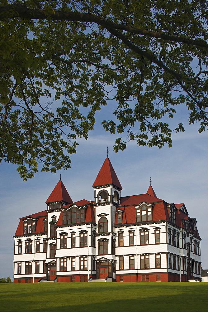 Lunenburg Academy, Lunenburg, Nova Scotia