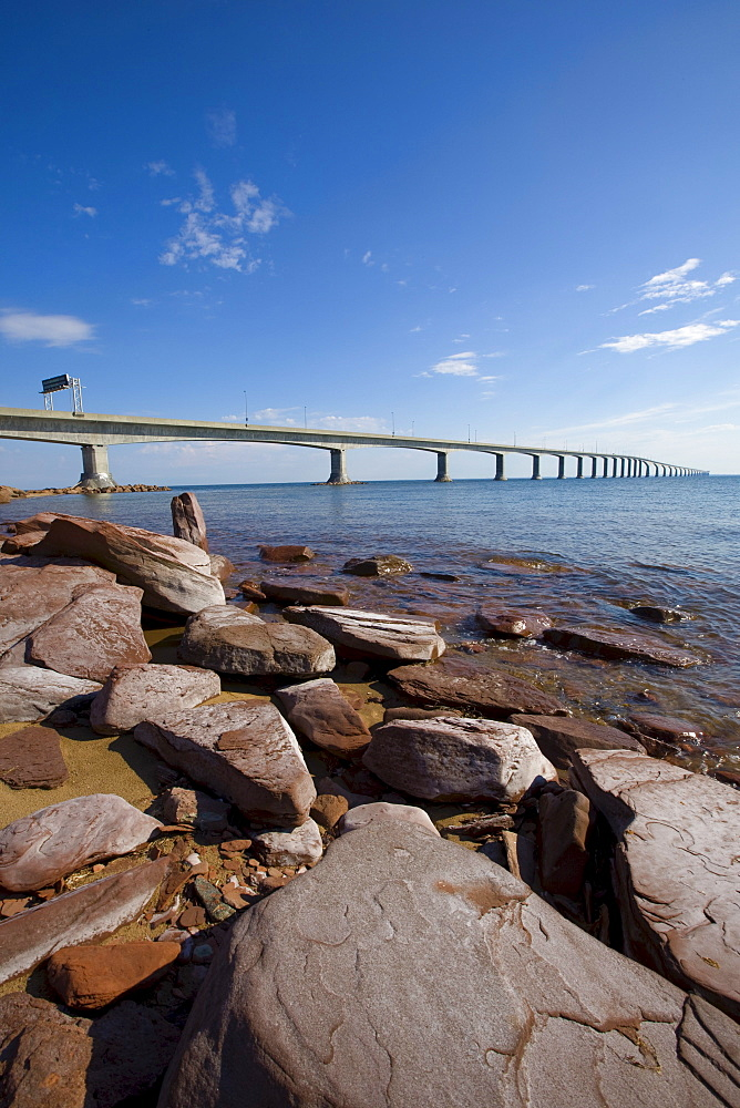 Confederation Bridge, Caribou, New Brunswick