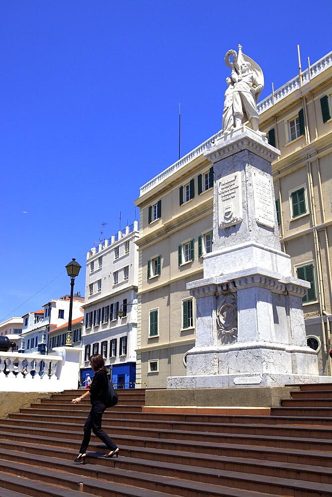 War Memorial, Gibraltar, Europe