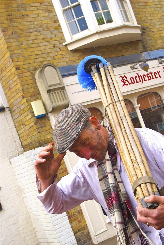 Sweep's Festival, Rochester, Kent, England, United Kingdom, Europe