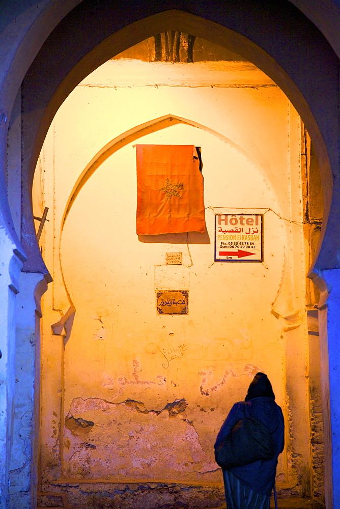 Medina, Fez, Morocco, North Africa, Africa - 1126-999