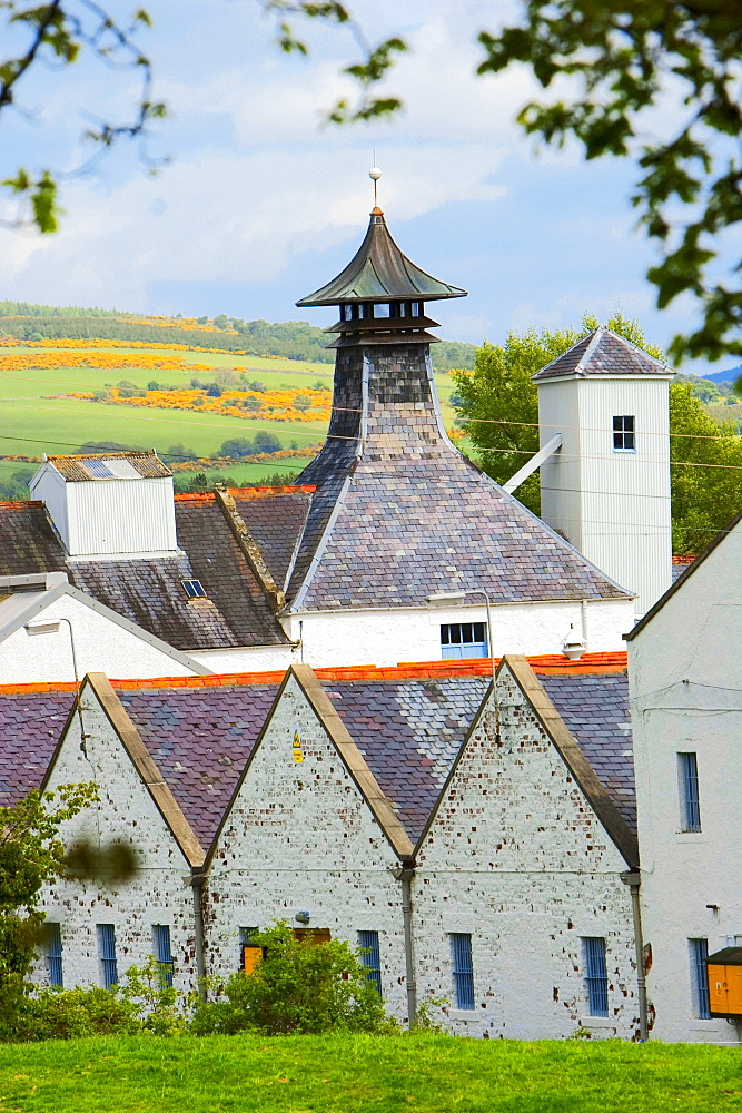 Dallas Dhu museum, former whisky distillery, Forres, Morayshire, Scotland