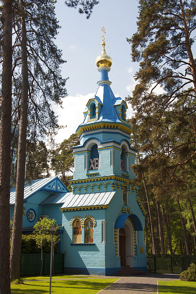 Church, Jurmala, Latvia, Baltic states, Europe