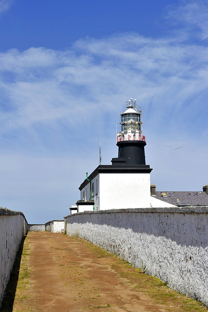 Lighthouse, Tory Island, County Donegal, Ireland