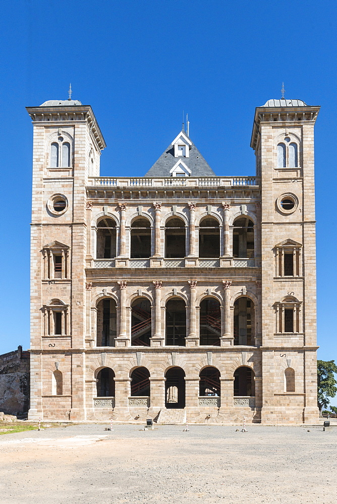Former Queen's palace, Antananarivo, Madagascar, Africa