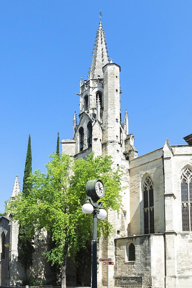 Saint Pierre Basilica, Avignon, Vaucluse, Provence, France, Europe