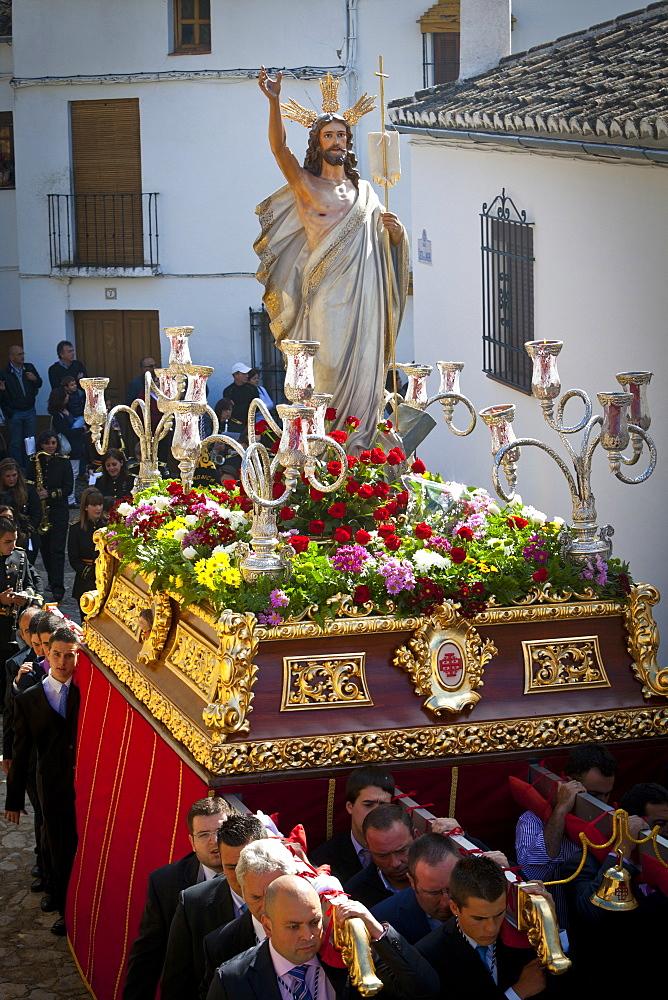 Easter Procession, Ronda, Cadiz Province, Andalusia, Spain, Europe