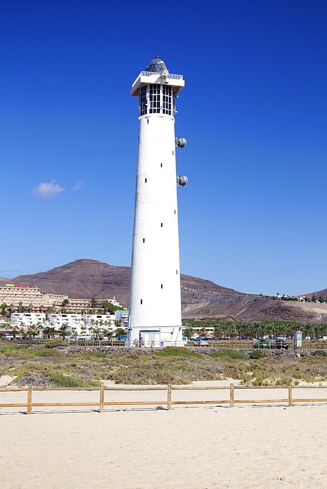 Lighthouse of Faro de Jandia, Jandia, Fuerteventura, Canary Islands, Spain, Atlantic, Europe