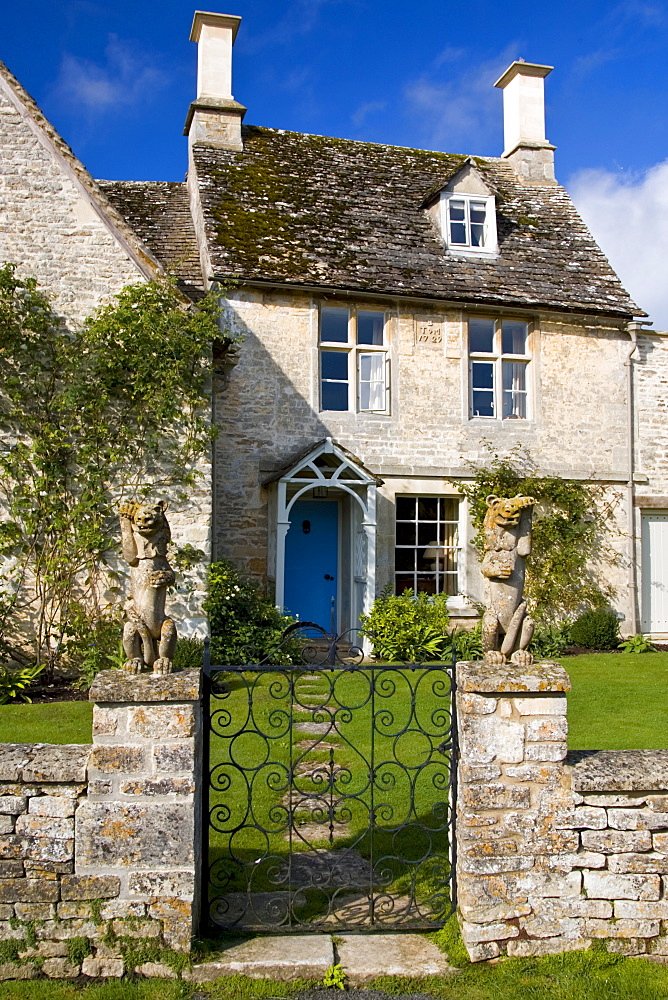 Cottage in the Cotswolds, Oxfordshire, United Kingdom