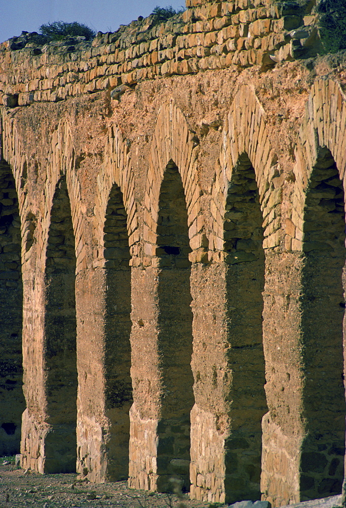 Roman viaduct, Tunisia