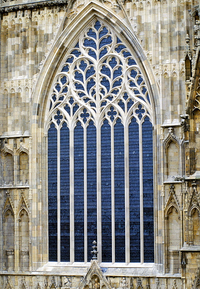 High quality stock photos of stained glass window for West window york minster
