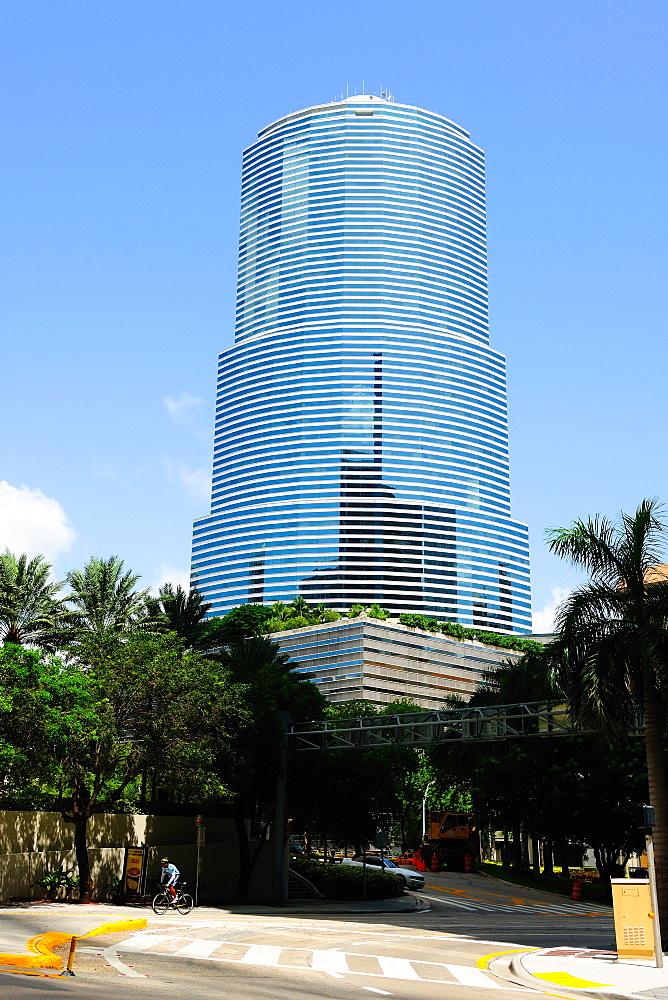 Miami Tower, Down Town, Miami, Florida, United States of America, North America